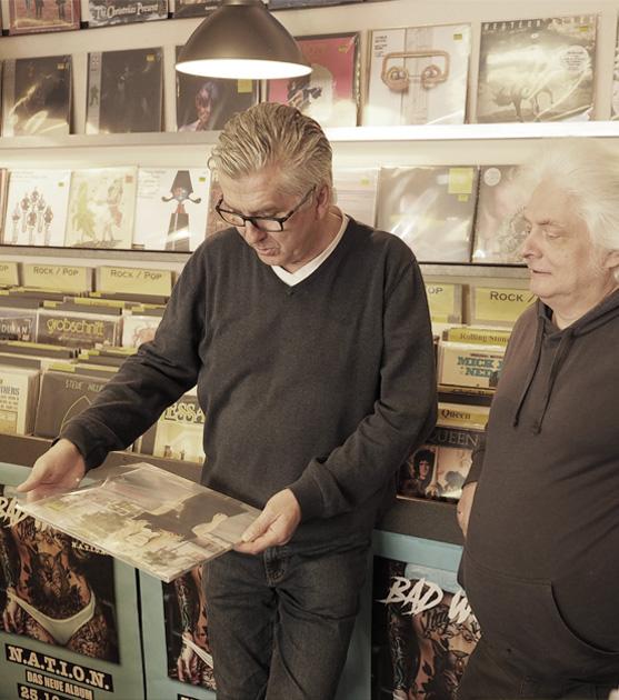 Frank und Uli Archiv Dortmund